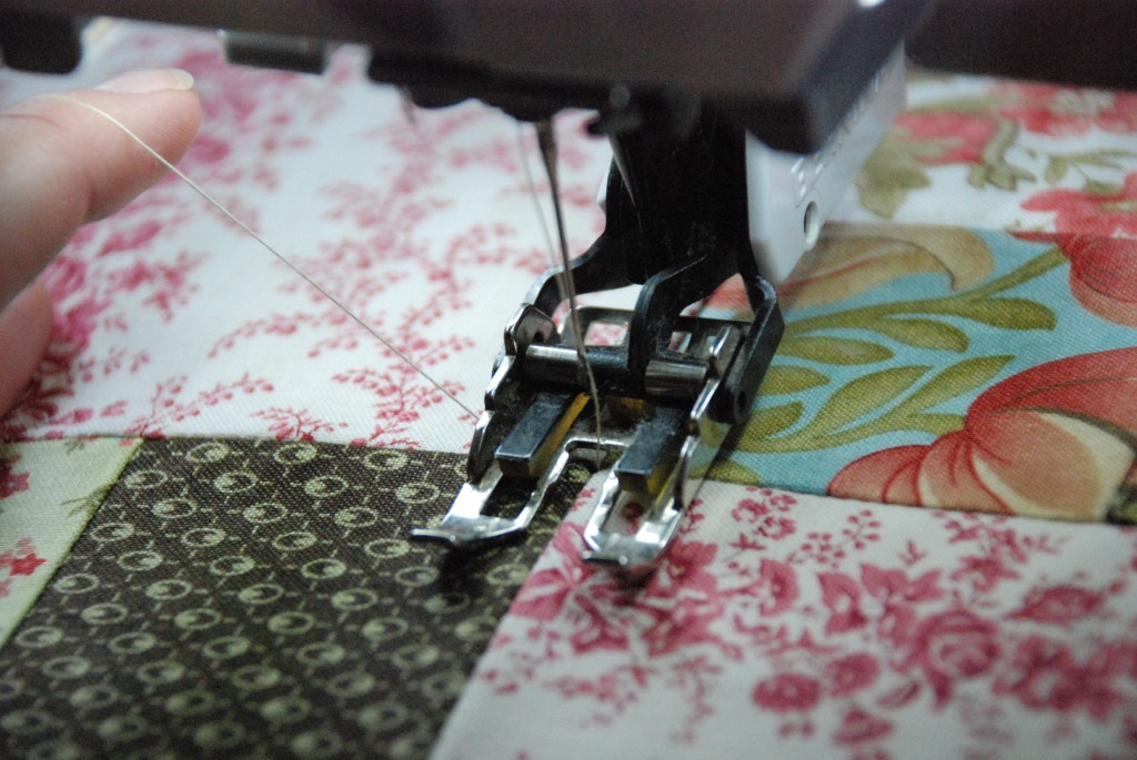 Anyone Can Quilt: Machine Quilting Tutorial : sewing machine quilting patterns - Adamdwight.com