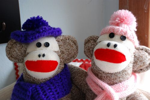 Sock monkeys 002 [1024x768]