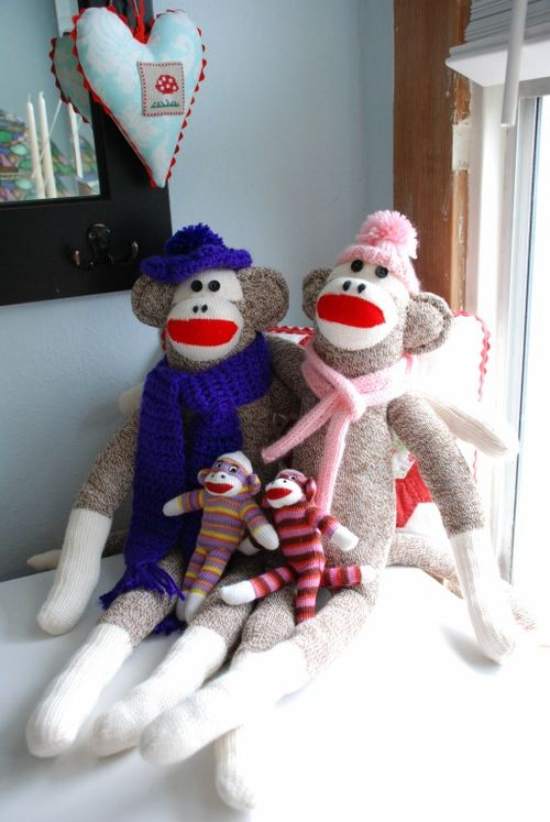 Sock monkeys 012 [1024x768]